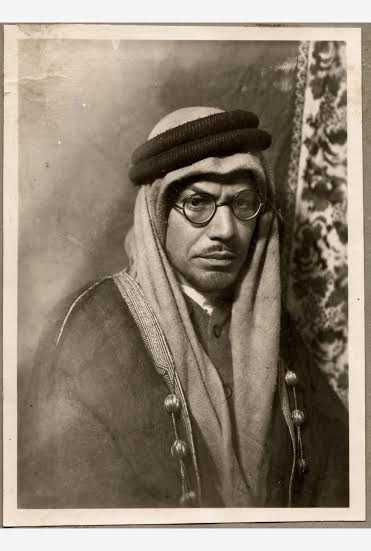 Muhammad Asad ne Leopold Weiss