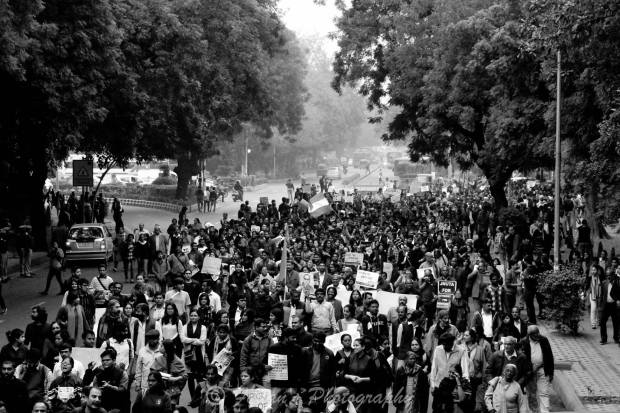When thousands marched for JNU