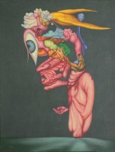 Anil Karanjai, The Dreamer, 1969