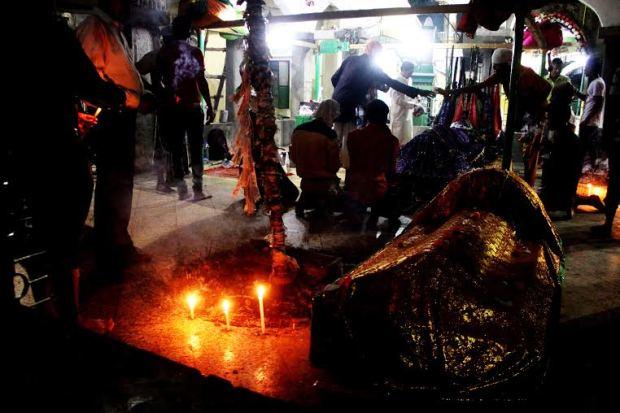 Light and Fragrance at Pagla Baba Mazar
