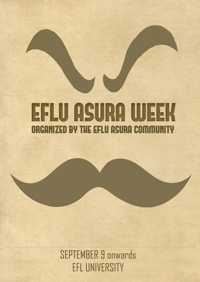 Poster for the Asura Week