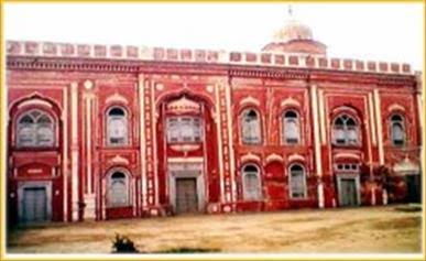 Photo 1: Pothimala Building at Guru Harsahai.